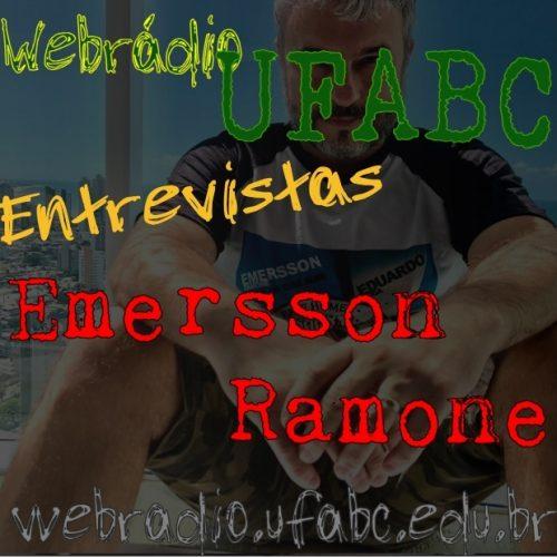 ENTREVISTAS WEBRÁDIO UFABC - Emersson Ramone